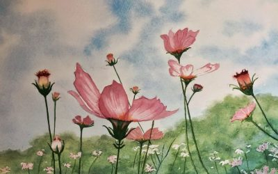Chairman of Suffolk Art Society – Julie Iveson